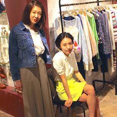 2015年2月27日、新宿ルミネエストにリニューアルオープンした「Lirl Brown」にVOGUE GIRLの人気インスタグラマーが来店。今すぐ真似したい、セルフスタイリングを披露!