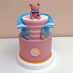 Bebek Ayıcık Pasta