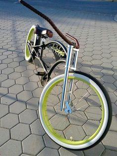 ♂ Unique Bike