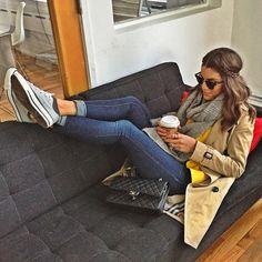 Camila Coelho @camilacoelho Coffee Break! All...Instagram photo | Websta (Webstagram)