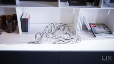 LIX, An Incredibly Small 3D Printing Pen That Can Doodle In the Air To Create Designs For 3D Printing