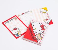 Hello Kitty Memo Pad: Classic $5.00
