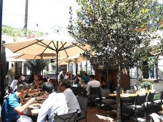 10 Best Restaurants in Los Angeles for Outdoor Dining - which one is your favorite?