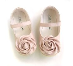 Nude Wedding Shoes Baby Girl Shoes Flower Girl Shoes Baby Shoes Toddler Girl Shoes Newborn Shoes Nude Shoe Christening Shoes Champagne Shoes