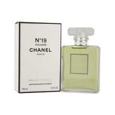 Chanel No 19 Poudre Chanel for women EDP 100ml (RM60)