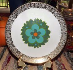 "Vintage Porcelain 7.75"" Plate Saucer Winterling Bavaria Dinnerware #Winterling"
