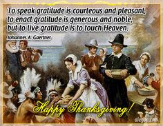 thanksgiving quotes - Google Search