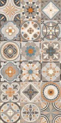 Decorating your floor with ceramics can add a much-needed pop of color to your home. Ceramic tiles and quite affordable and give your home an elegant and unique touch without drowning out other are… Floor Patterns, Tile Patterns, Textures Patterns, Azulejos Diy, Tile Design, Pattern Design, Tiles Texture, Kitchen Tiles, Kitchen Design