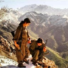 Kurdish women #Gerill ,always remember #Kurds have No friends but the mountains #Apo#Kurdistan #Duhok #Derik #Rojava #Kobani #shingal #Kobane #Amed #efrin #slemani #UoD #Peshmerge #YPG #ISIS #InstKURD #Qamishlo #Mihabad #Mountain iStaPix.com