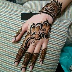 Beautiful and Stylish Henna Mehndi Designs for Hand - Kurti Blouse Dulhan Mehndi Designs, Mehandi Designs, Mehendi, Mehndi Designs 2018, Mehndi Designs For Girls, Mehndi Designs For Beginners, Modern Mehndi Designs, Mehndi Design Photos, Beautiful Henna Designs
