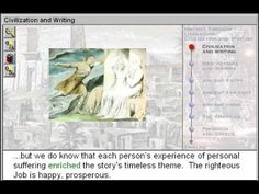 Civilisation and Writing (Civilisation & Writing Part 1) - http://www.zaneeducation.com - Learn some of the important events that happened in world history at the time of the first civilizations, between about 4000 and 600 B.C. Identify major literary forms used in ancient times, including epics, stories, songs, lyric poems, legends, and dramas. Identify elements of civilization--including agriculture, domestication of animals, division of labour...