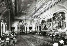 Le casino municipal sur la place Massena Nice antan le cycle privé  la salle 1905
