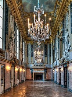 lesfressange89: The Grand Vestibule
