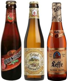 For the thirsty...an ice cold Belgium beer   Hoegaarden, Leffe, Maredsous, Duvel, Delirium Tremens....should all do the trick!