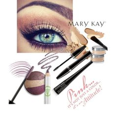 Mary Kay On The Horizon™Trio eye shadow pallet!!! by krystinaw on Polyvore featuring polyvore, beauty and Mary Kay