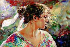 """Absolutely beautiful!!! Love the use of color…….""""Nostalgia"""" by Jose Royo"""