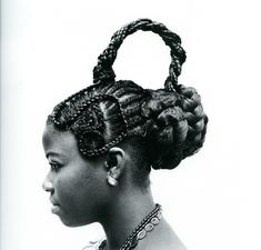 J.D. 'Okhai Ojeikere: Hairstyles and Headdresses