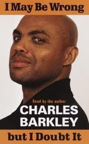 Charles Barkley all star pro basketball player