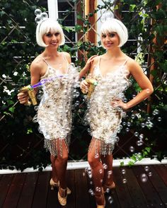 Our beautiful Bubble Greeters give any event a wow factor. Watch them elegantly rove the room leaving a trail of bubbles that guest absolutely love. For more www.velvetropeentertainment.com and bookings@velvetropeentertainment.com  #corporateevents #goldcoastevents #goldcoast #brisbane #entertainment #greeters