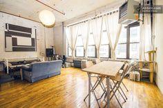 Lively loft boutique hotel Brooklyn NY