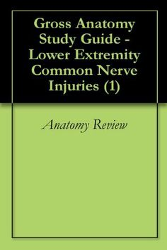 159 best kindle store medical ebooks images on pinterest kindle gross anatomy study guide lower extremity common nerve injuries 1 by anatomy review fandeluxe Gallery