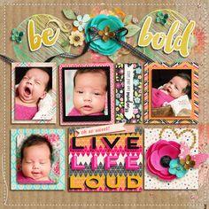 Be+Bold,+Callie - Scrapbook.com