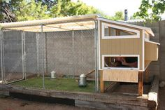 Chicken Coops: Choosing The Right Design For Your Chickens - Top Coop Plans Easy Chicken Coop, Chicken Pen, Portable Chicken Coop, Chicken Coup, Chicken Coop Designs, Backyard Chicken Coops, Chicken Coop Plans, Building A Chicken Coop, Chickens Backyard