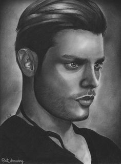 Jace Herondale by britdrawing on DeviantArt