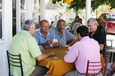 locals playing in the village in North Cyprus, a tradition of the island Cyprus Holiday, North Cyprus, Travel Guides, Culture, Island, Traditional, History, People, Historia