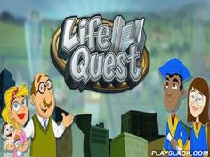 Life Quest  Android Game - playslack.com , Life Quest   an imitator of the actual life.  select a warrior and his diagnostic:  sex, skin color, human and hairdress and clothing.  Having received  from school you got over to the gigantic municipality to begin living in your own path, and for this goal it is essential to activity properly.  The important situation, to pay attention first of all, it is activity of your character.  Without it you will have no cash, and without cash there will be…