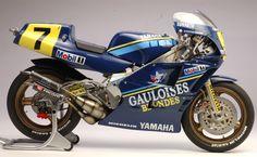 Yamaha YZR 500 C.Sarron 1988 by Utage Factory House (Hasegawa)