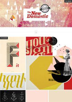 Branding Backwards 2: The New Domestic   branding series by Breanna Rose on Veda House blog