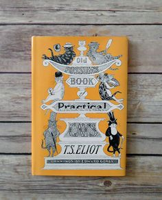 Book of the Week: Old Possum's Book of Practical Cats