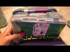 Don't forget to like and subscribe! In this video, you will learn how to make a 16 Ultra Slim Pocket insert for you planner! Stop on by the shop to check out...