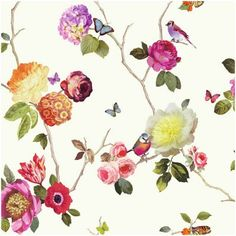 Buy Arthouse Charmed White and Multicoloured Wallpaper at Argos.co.uk, visit Argos.co.uk to shop online for Wallpaper