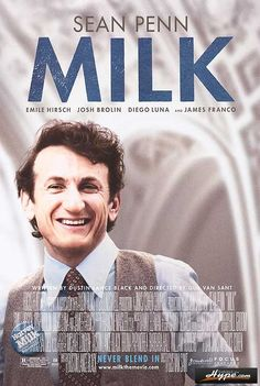 Milk - another stand out performance from Penn