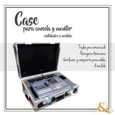 Rack para consola de vídeo y monitor Flight Case, Nintendo Consoles, Videos, Monitor, Video Clip