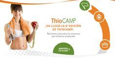 Colaborando como coach en la sexta edición #Thiocamp #Thiomucase #coaching