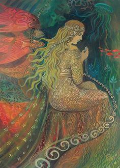 """""""Neptune's Treasure"""" par Emily Balivet"""