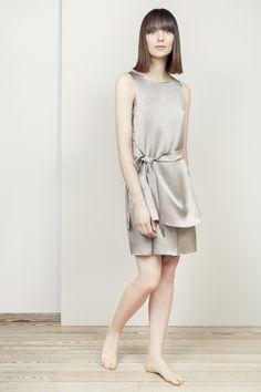 100% silk sleepwear | Aila shorts | Jules top | Ethical sleepwear