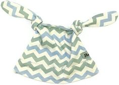Share with your friends and get 10% off your purchase today! Chevron print double knotted hat