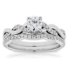 I.. tried this ring on in stores! It is my favorite. It didn't feel too big on my finger. It was the best. I may need it in platinum though for allergy purposes. The lady said we could order it, but it may take 6 to 8 weeks to get it.
