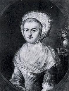 Betje Wolff, peettante van haar geliefde neef Joost Gerard Kist