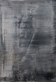 Gerhard Richter, Abstraktes Bild 873-6 (Abstract Painting 873-6) on ArtStack #gerhard-richter #art