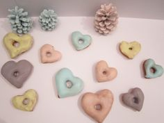 Food / Heart donut for valentines day / Recette donuts coeur St Valentin sur Moma le blog