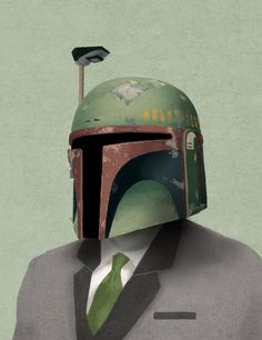 Creative Retro Star Wars Illustrations  Chase Kunz is an illustrator and a designer from Seattle Washington. He presents this creative collection of illustrations of Star Wars characters in a retro style : Boba Fett Scout Trooper Stormtrooper Tie Pilot and Darth Vader in pale and old tones dressed in outmoded suits. A delicious vintage series to discover.       #xemtvhay