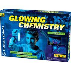 DEAL ALERT: Thames and Kosmos Glowing Chemistry – 29% off! via @hiphmschoolmoms
