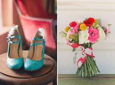 quiero usar unos zapatos de este color!