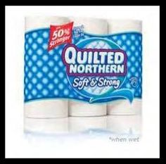 Win a Year's Supply of Quilted Northern Soft