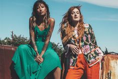 Join Swedish popstars Icona Pop on Gotland – the island where they come to breathe fresh air and dance the pain away. Icona Pop, Cover Up, Culture, Mood, Fashion, Moda, La Mode, Fasion, Fashion Models